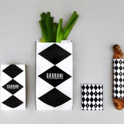 Gabbani Brand Identity, designed by Demian Conrad