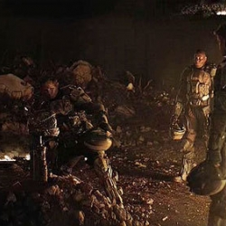 Amazing live action trailer for Halo 3: ODST for the Xbox 360.