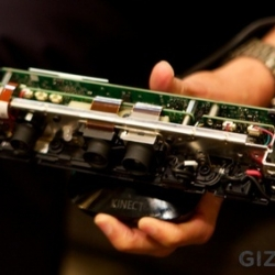 Gizmodo goes inside Kinect to explore how it works and why it's important.
