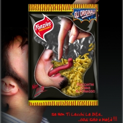 Fonzies Be Original contest 2008 ~ vote for your favorite package design!