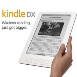 Kindle DX!!! Bigger than ever ~ tempting.....