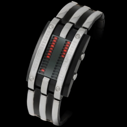 The Storm MK 2 Circuit Mirror watch is ultra futuristic and breathtakingly enigmatic.