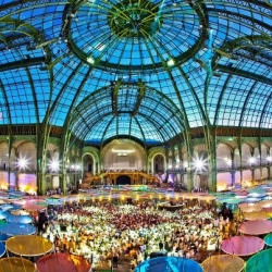 Caribou, Jamie xx, Four Tet:  Rock a  psychedelically-transformed Grand Palais!