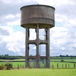 Bldgblog looks at a study of water towers in Ireland, which the artist calls 'part inventory, part photographic essay and part history'.