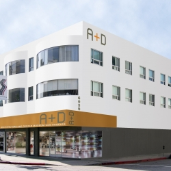Visit the A+D Museum in its new permanent home on Museum Row in Los Angeles! A+D features progressive architecture and design in everyday life.