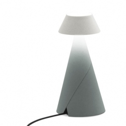 Papo, a paper lamp by german designer Martin Schmid.
