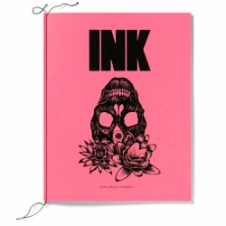 'INK' -  A new book from KesselsKramer about tattoos containing short stories and illustrations by Swiss designers HappyPets,