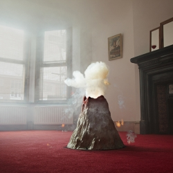 THE OTHER VOLCANO - Nelly Ben Hayoun's new project at London Design Festival.. watch the video!