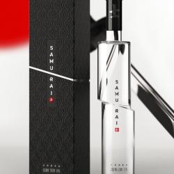 Loving this new vodka brand by Moscow based designer Arthur Schreiber.