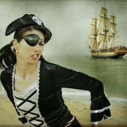 Are you ready for International Talk Like a Pirate Day? RedBubble has a ton of art for you yellow-bellied sapsuckers - and a boatload of contemporary art too.