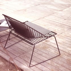 """Minai"", a new outdoor furniture company which was launched during Valencia Disseny Week 2010"