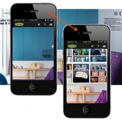 The Ikea catalogue is getting an interactive overhaul, with added augmented reality.