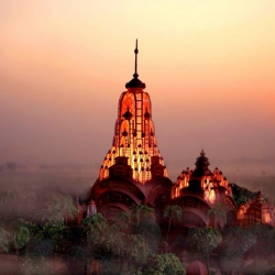 West Bengal India Largest Hindu Temple. Amazing architecture. Its unreal!