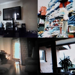 French artist Pierre-Arnaud Gillet plays with Chatroulette and show us some user's interiors. Behind the screen...