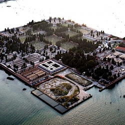 Amazing pictures of Venice from above.