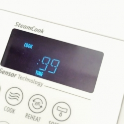 Random detail of the day ~ did you ever try putting in 99 (or 61-99) seconds in your microwave cook time?