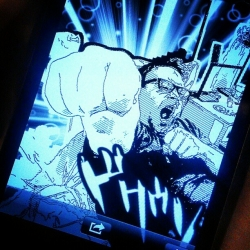Manga Camera on iOS is too fun - it's exactly as it sounds, turning your world into Manga styled images!