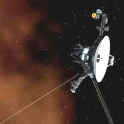 Voyager 1 has become — thrillingly — the Little Spacecraft That Could. On Thursday, scientists declared that it had become the first probe to exit the solar system.