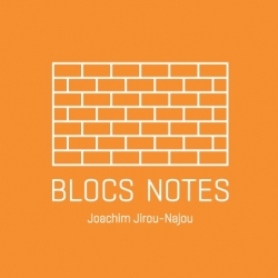 """Blocs Notes"" is an sketch book for kids by french designer Joachim Jirou-Najou."