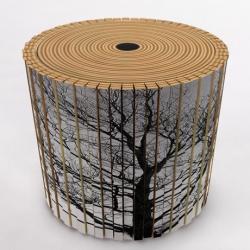 Great Australian Custom plywood furniture by Alex Earl.