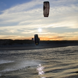 Follow Your Passion is a video about professional kiteboarder Alex Pastor riding in the middle of nowhere in Brazil.