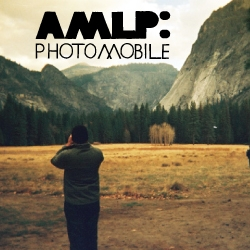 Photomobile is a traveling library of photographs built inside an Airstream trailer.