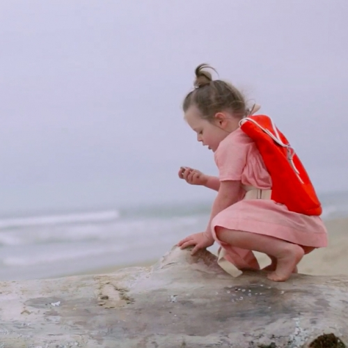 ARQ's adorable video featuring their beautiful and durable clothes for little adventurers, influenced by Pacific Northwest's landscape, culture, spirit, and made in the USA.