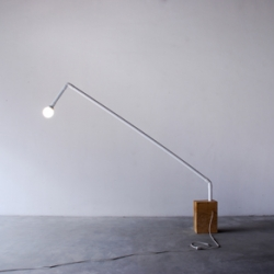 ARQ lamp by POTEMINE ILIA for BEplusHAVE. 