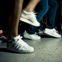 adidas Originals celebrates their 60th anniversary with a house party, and everyone is invited!