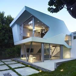 Alan Family House, Los Angeles, CA / Neil M. Denari Architects Inc.