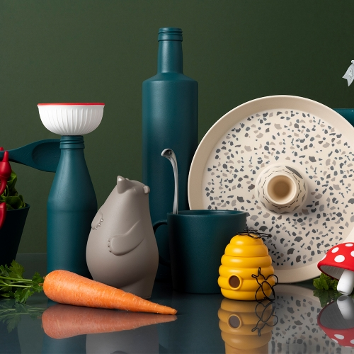 OTOTO Design's Summer 2019 Collection just launched - lots of fun, playful designs for your home and kitchen. The Magic Mushroom funnel and Blade Rhino Knife Sharpener caught my eye.