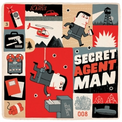 Allan Sanders of Loopland is a new favorite illustrator of mine. I absolutely LOVE his style. Check out his awesome portfolio!