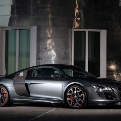 Hard to improve on something as exquisite as the Audi R8 V10 but that didn't stop Anderson Germany from taking on the task. Racing Edition bathed in carbon fiber, red trim accents, boosted with horsepower and high-performance mods.