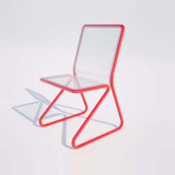 'Anouk' - a new chair designed by Karim Azzabi for Italian furniture firm Arflex.