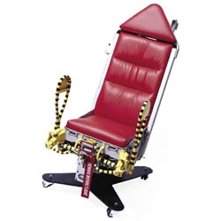Dominate the office in style, and leave no one in doubt as to your authority, with a B-52 Stratofortress ejector seat office chair obtained from real, decommissioned aircraft.