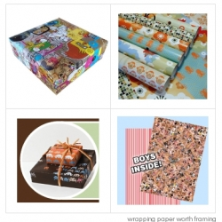 we've seen some gift wrap winners on .org, so i threw together a short list of my wittier favorites.  ;)