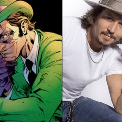 Producers are convinced that the role of The Riddler is perfect for Depp. Johnny's a pro. He'll be able to take direction and still make the character his own.
