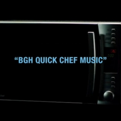 A new musical microwave built with a USB port to play any song you want. No more beeps, but a song when your food is ready.