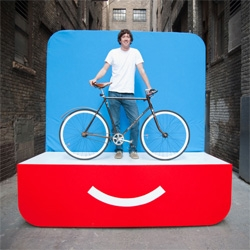 People for Bikes, a movement to make our world more bike friendly- to build more trails, paths and bike lanes, to make riding safer and more accessible for all. Great campaign by Colle + McVoy for the new Bikes Belong initiative.