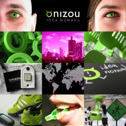 Meet onizou - the idea nomads! Two designers traveling the world with mind-blowing creative events on the way.