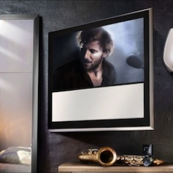The Bang & Olufsen BeoVision 10-32 offers superior acoustic sound on a new slim aluminium frame with edge-LED backlighting.