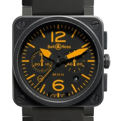 Wow, take  look at the latest Bell & Ross Watches.