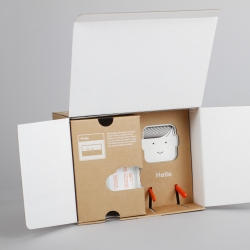 Burgopak have recently teamed up with leading design agency BERG to design and produce the packaging for their first connected product, Little Printer.