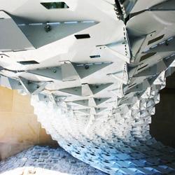 Tesselion: Adaptive Quadrilateral Flat Panelization
