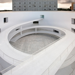 In May this year the Commune of Granada, Spain opened the new Museo De La Memoria De Andalucia, designed by the Spanish architecture practice around Alberto Campo Baeza...