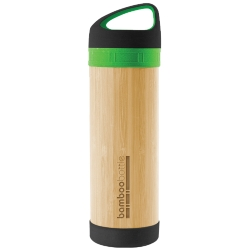 The Bamboo Bottle Company prides itself on making safe and stylish water bottles, that is made from the practically inexhaustible resources of bamboo and glass.