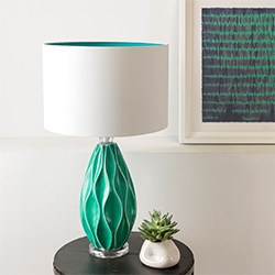 Design firm Kinfolk Supply has just launched the Bethany Lamp in three different colors.