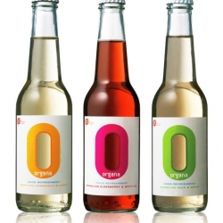 Organa is a soft drink made from only natural ingredients and sparkling water. I love the retro design by Rosenstand & co and I realise I have to take a trip to Denmark quite soon..