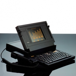 This year's Prince Philip Designers Prize went to industrial designer Bill Moggridge, whose designs include the first laptop.