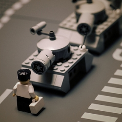 Some of the most classic photos of all time recreated in Lego. Amazing shots.